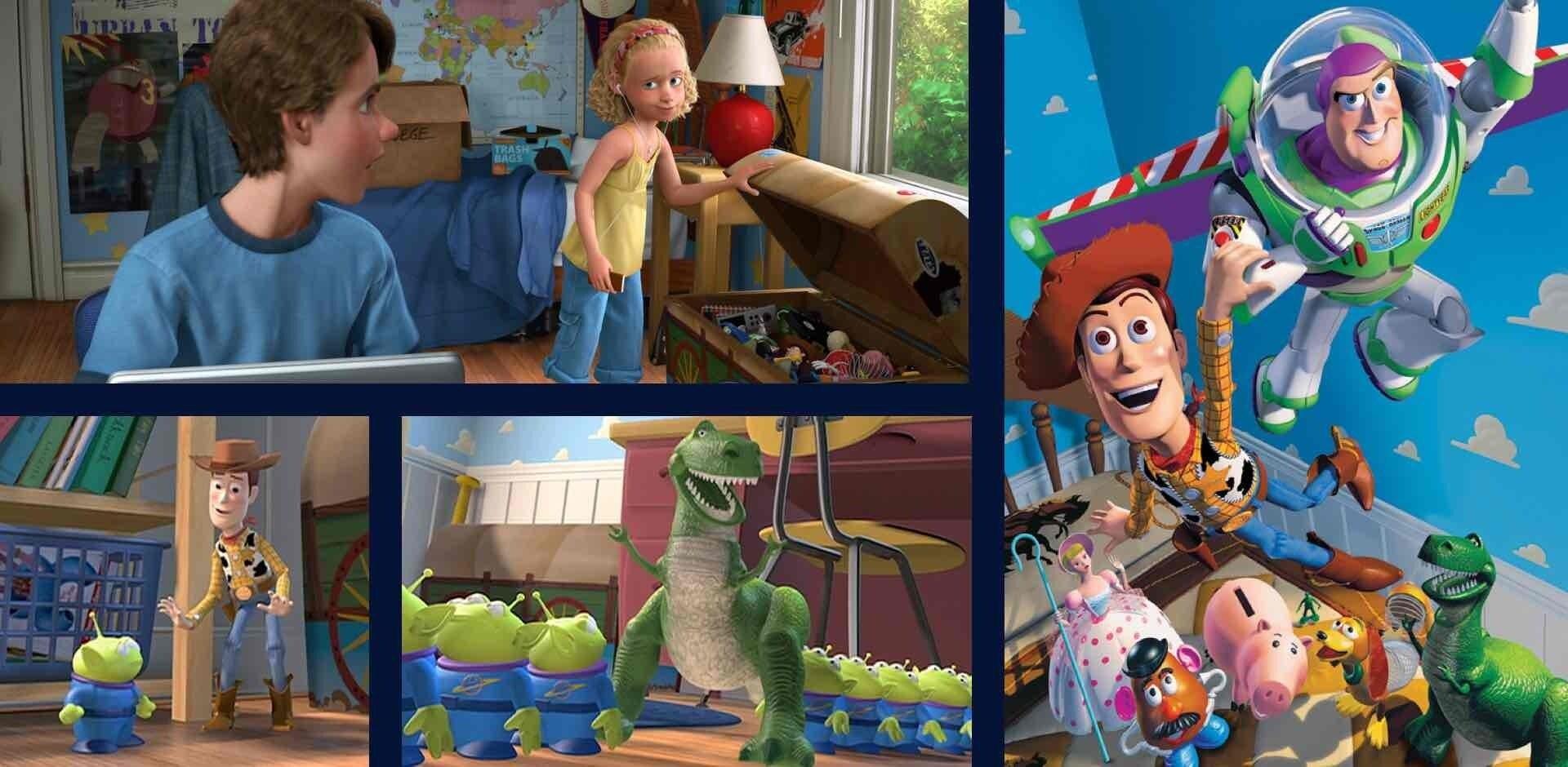 Une image de Toy Story