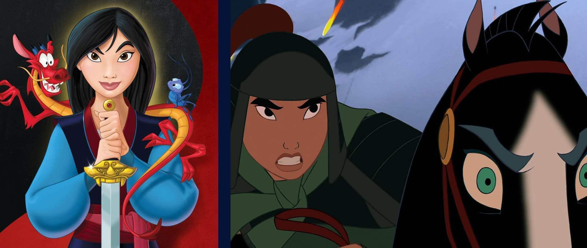 Une image de Mulan