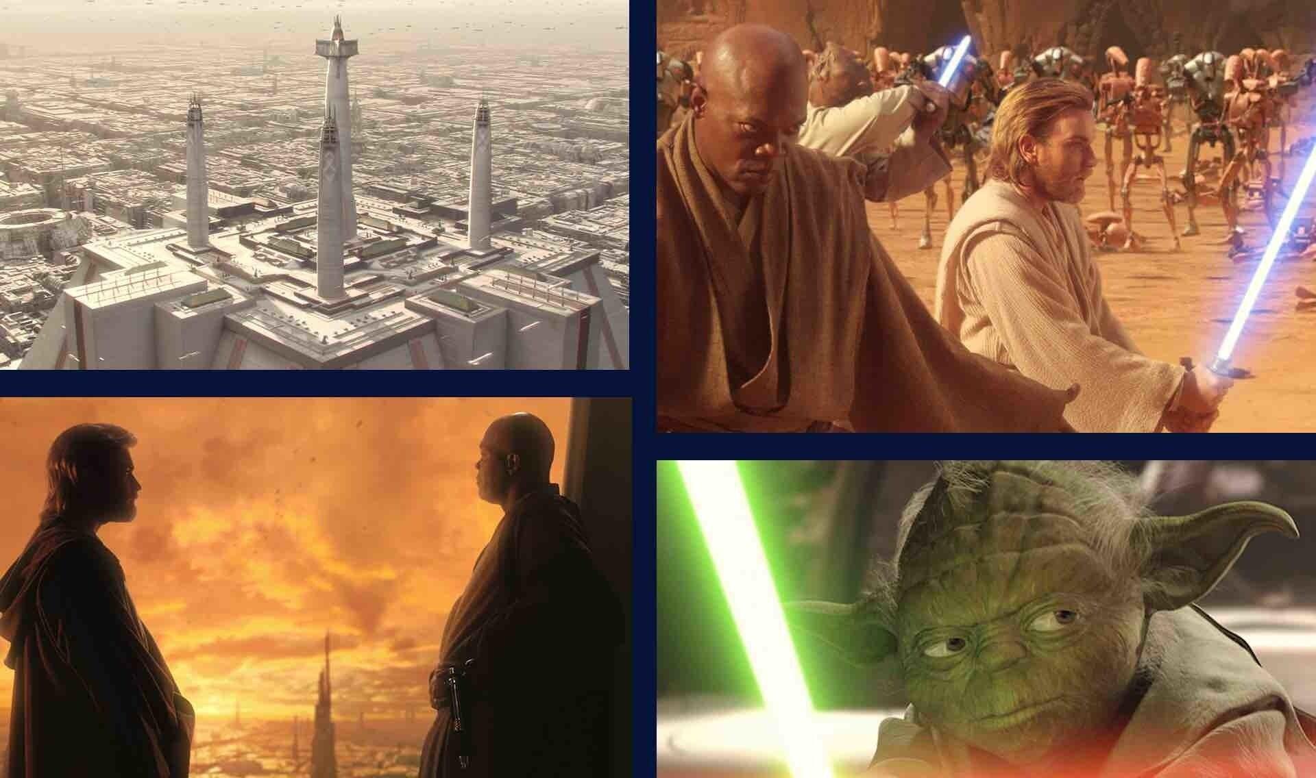 Une image de Star Wars: L'attaque des clones (Épisode II)
