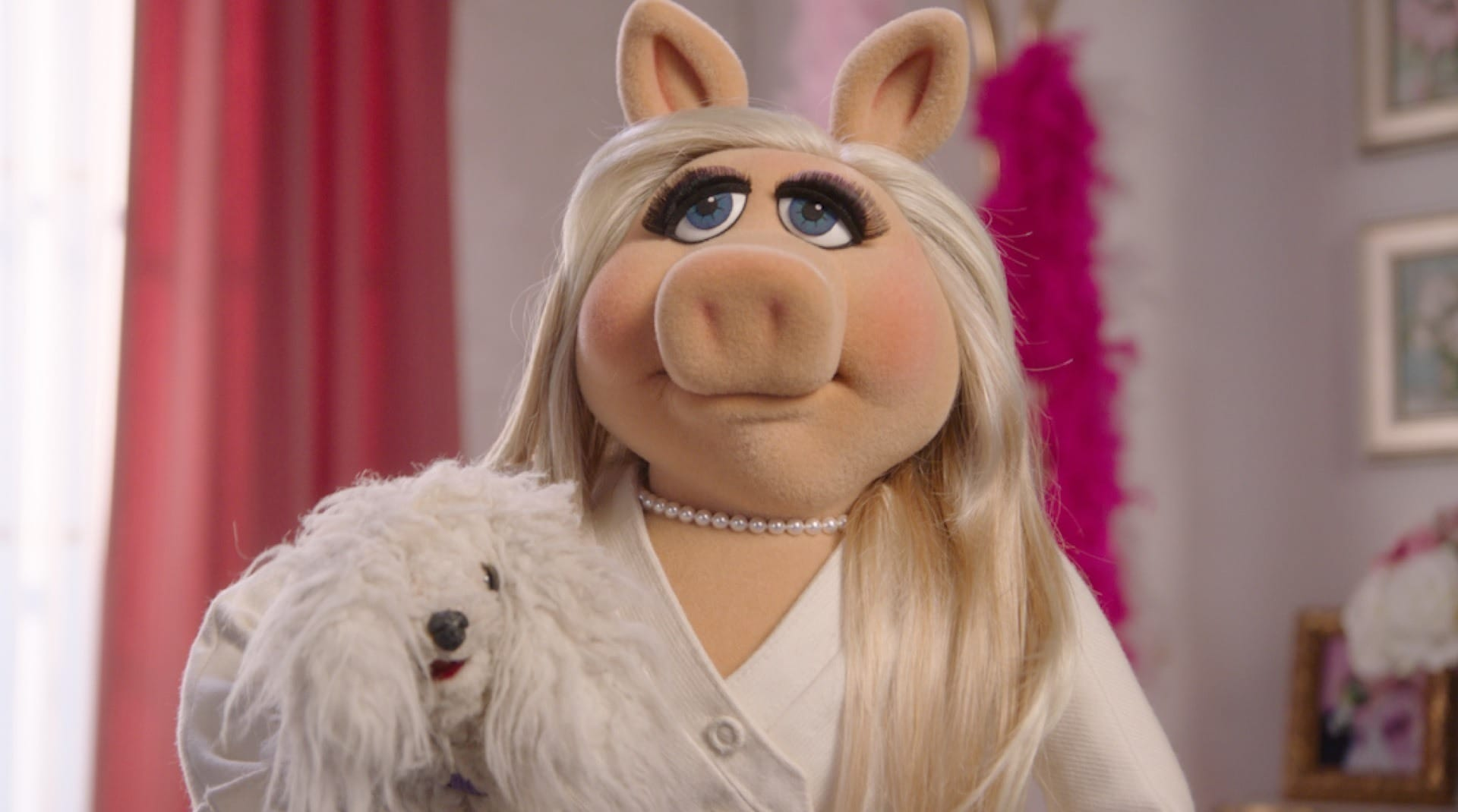 A still from Muppets Now
