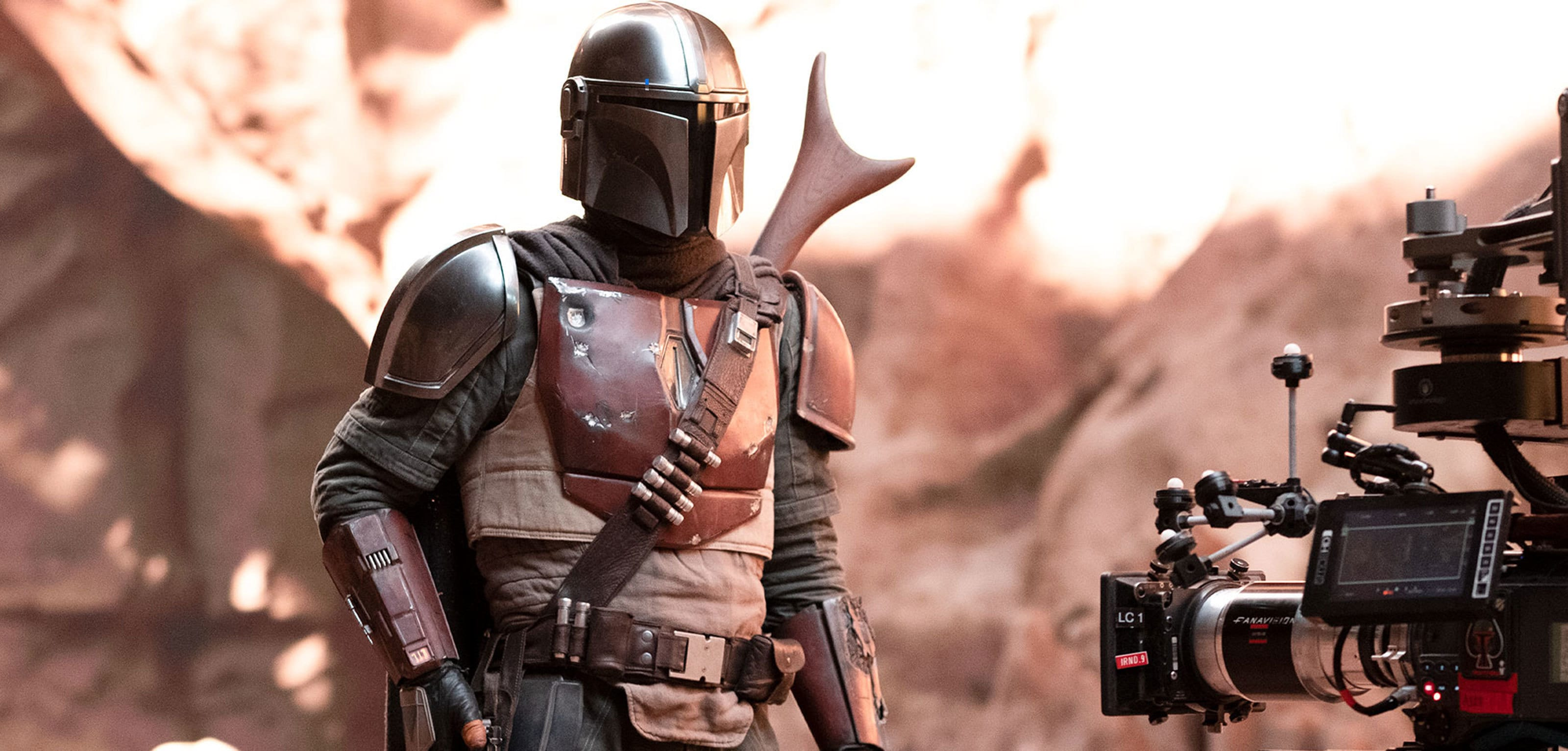 Une photo de série Disney Gallery Star Wars: The Mandalorian