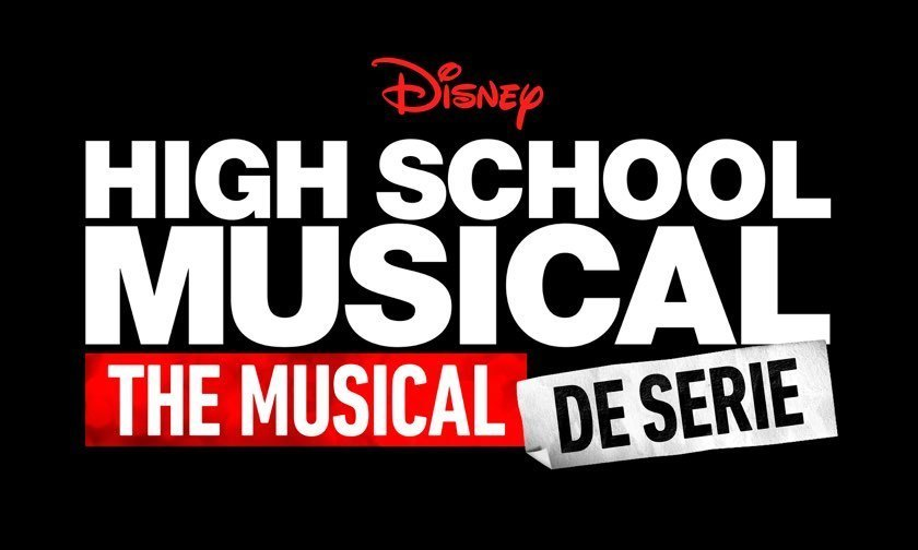 High School Musical: The Musical: De Serie-logo
