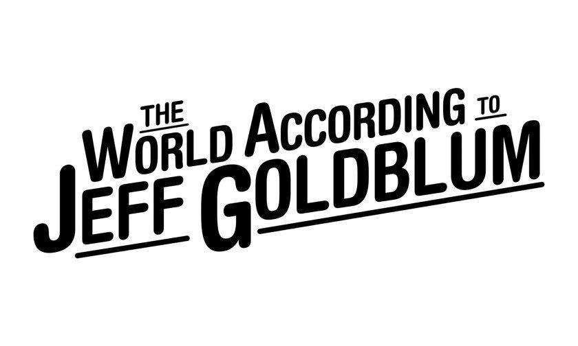 The World According to Jeff Goldblum-logo