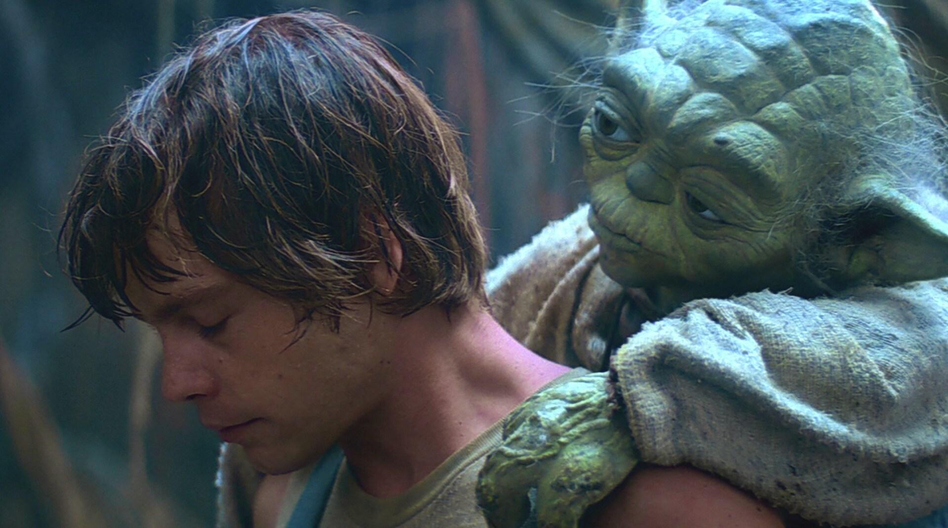 Eine Auswahl von Bildern aus der Star Wars Saga