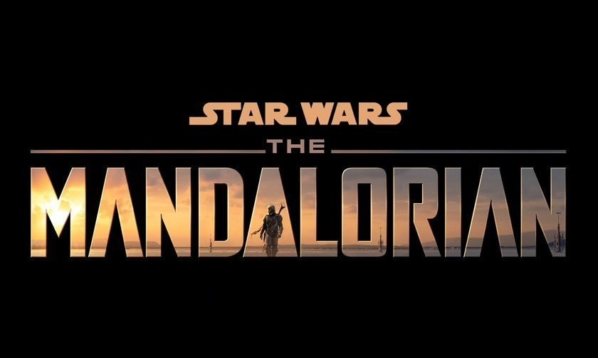 The Mandalorian-logo