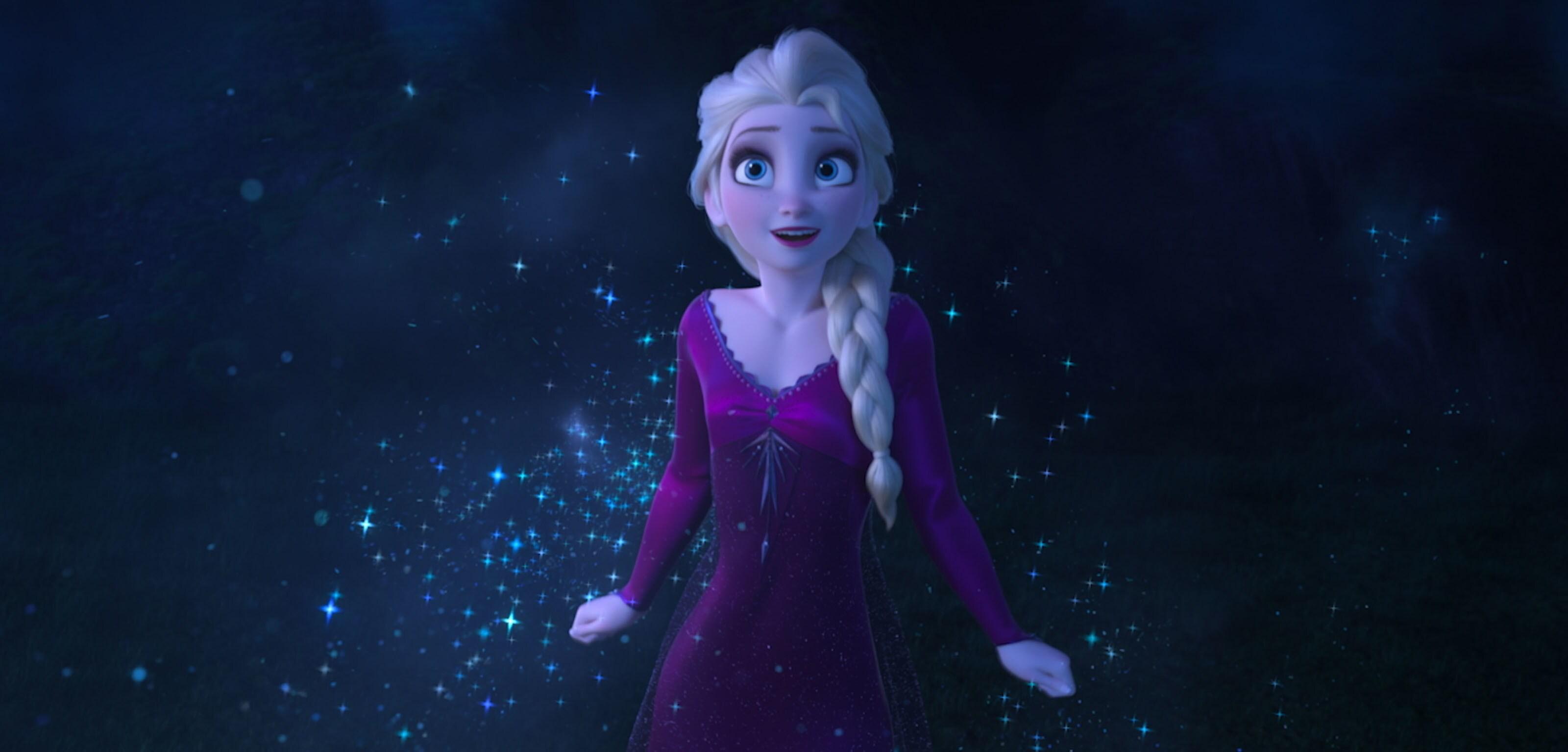 Cartel de Frozen ll