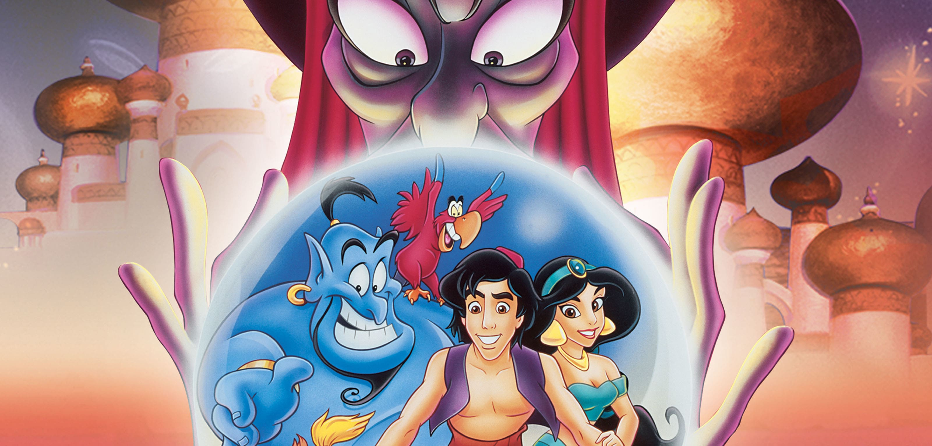ein Plakat aus dem Film Dschafars Rückkehr