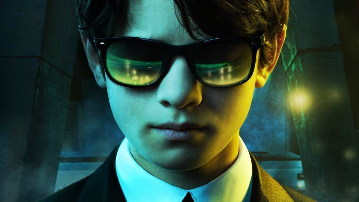 Poster from Artemis Fowl