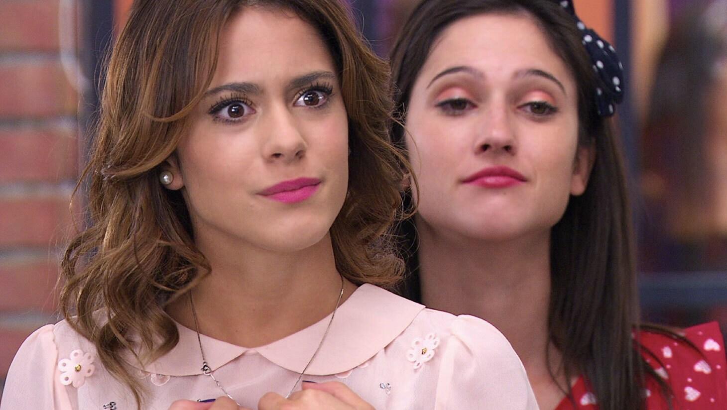 Une image fixe de la série Violetta