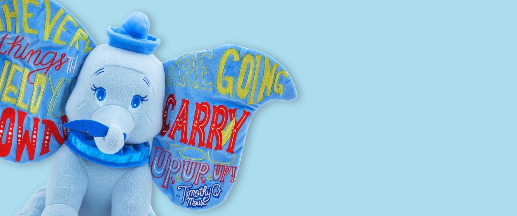shopDisney | Disney Wisdom Collection Dumbo Desktop Hero