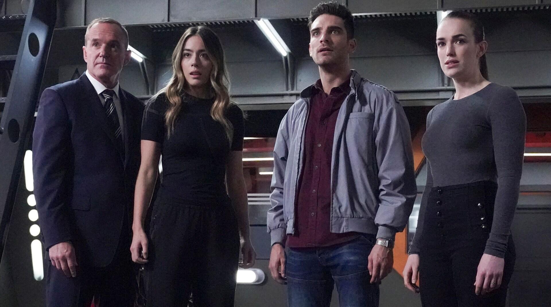 Een afbeelding uit Agents of S.H.I.E.L.D. Seizoen 7