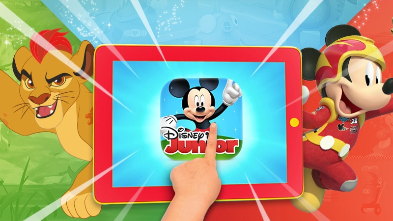 ¡Descarga Disney Junior Play!