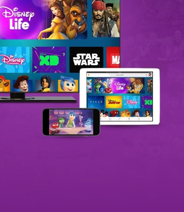 Disney Life | The best of Disney in one app