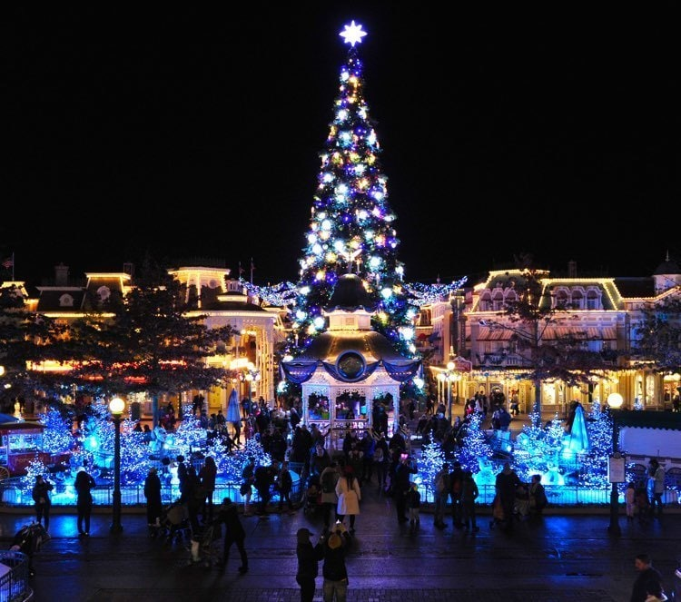 Christmas - Disneyland Paris