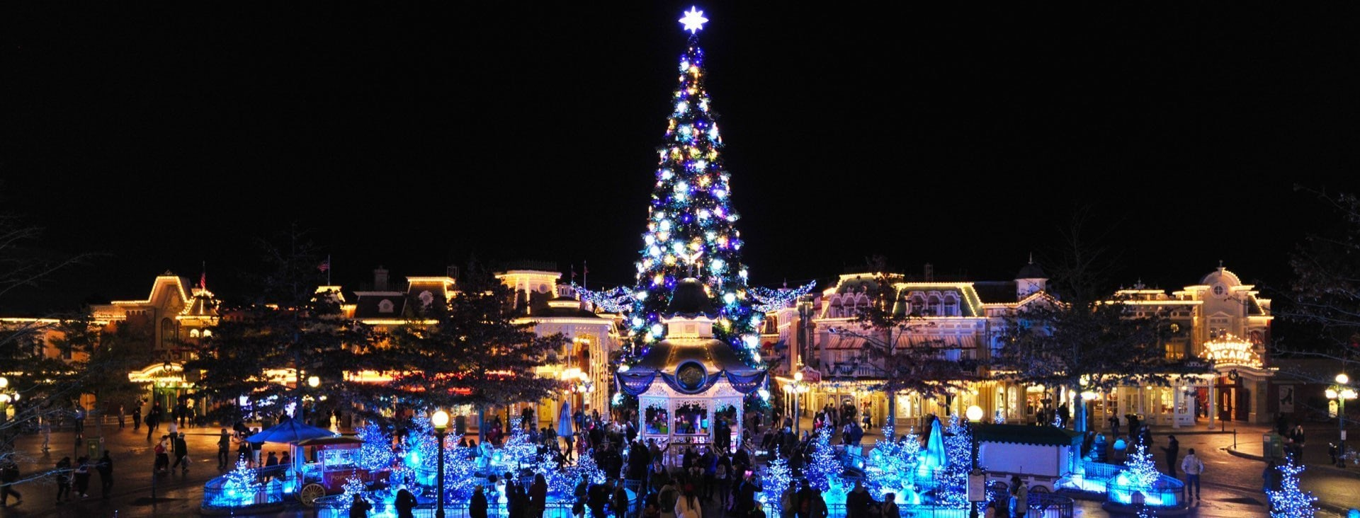 Natal na Disneyland® Paris