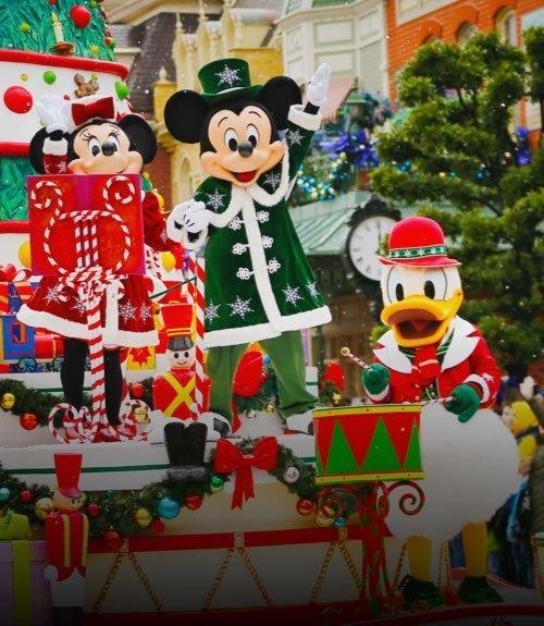Disneyland® Paris | Weihnachten