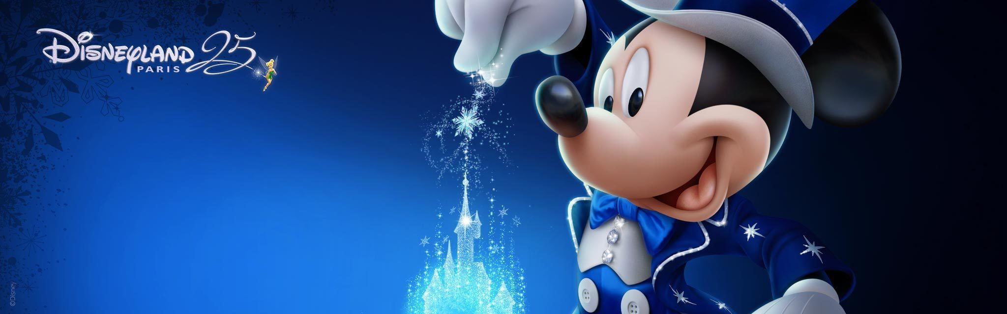 FW Hero - Disneyland Paris - September campaign