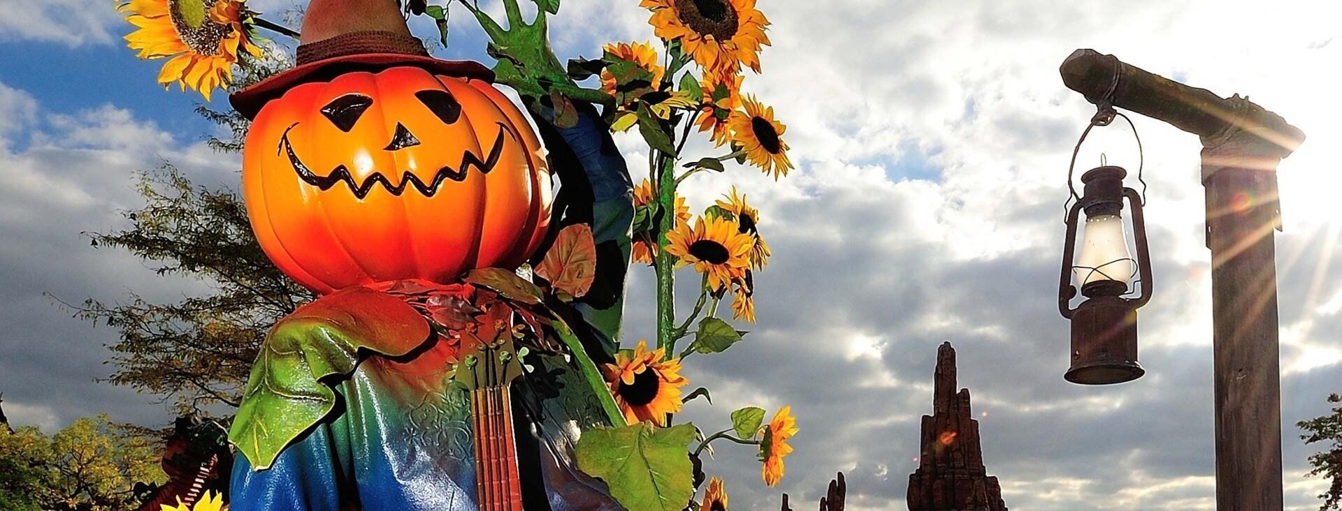 Festeggia Halloween a Disneyland Paris