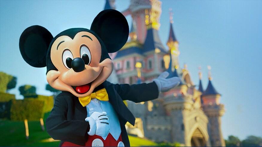 Een afbeelding van Mickey Mouse