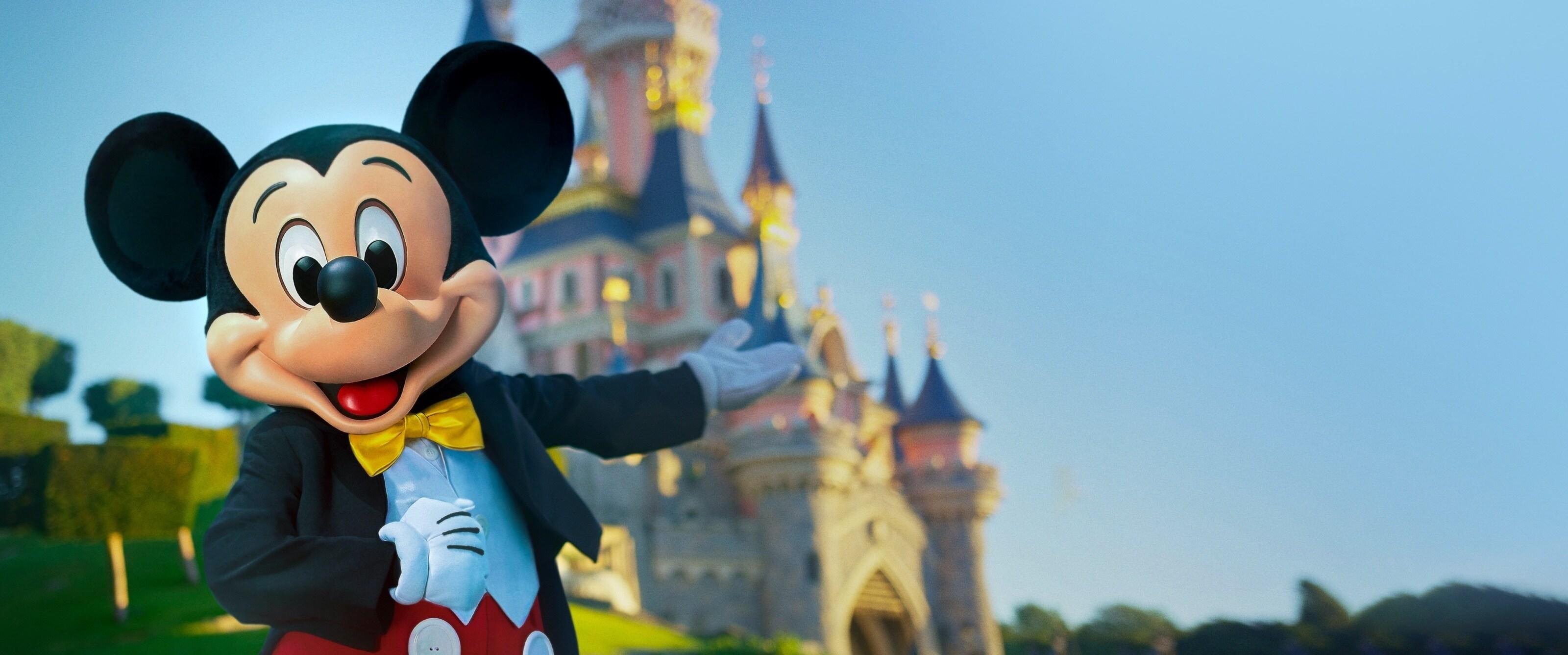 Réouverture du parc Disneyland® Paris