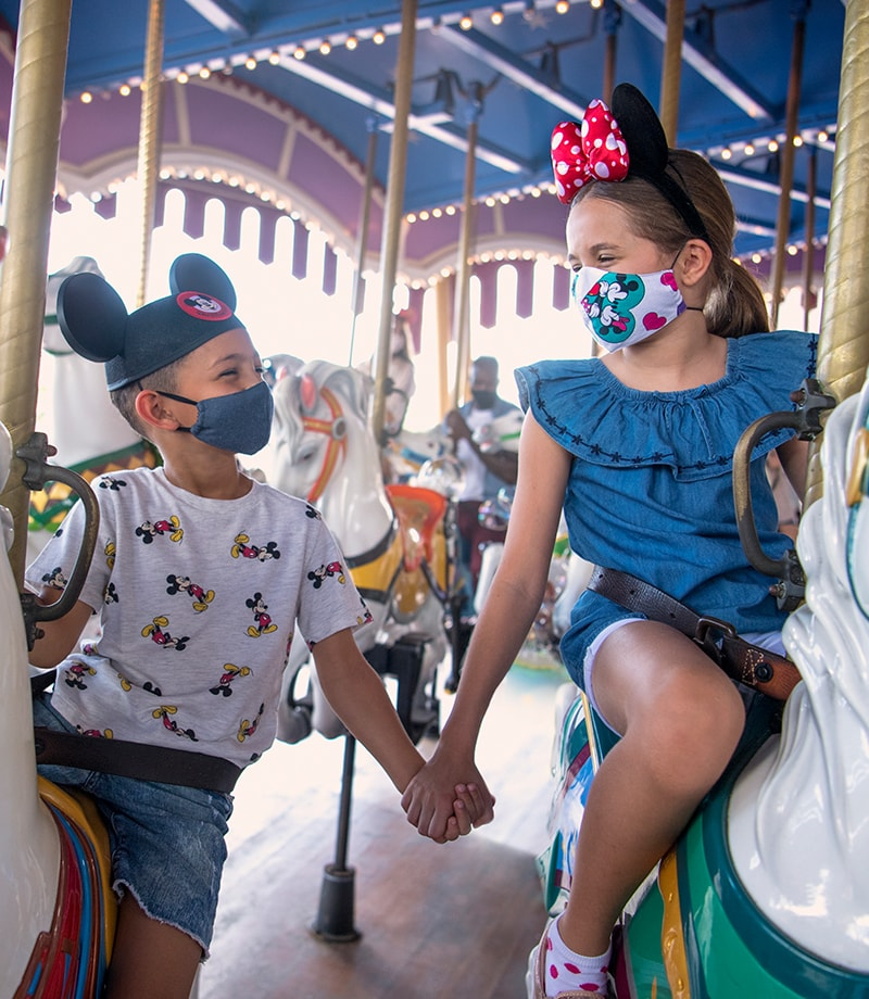 Sağlık ve Güvenlik Önlemleri at Disneyland® Paris