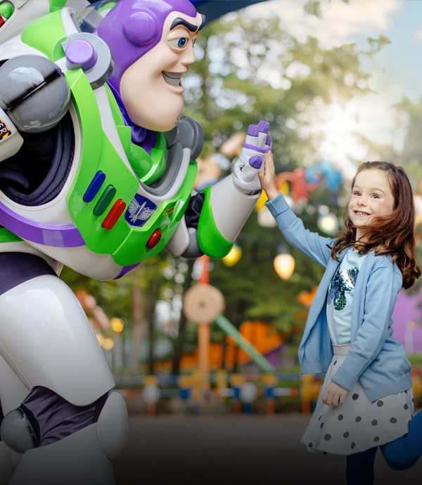 Disneyland® Paris | Toy Story Play Days