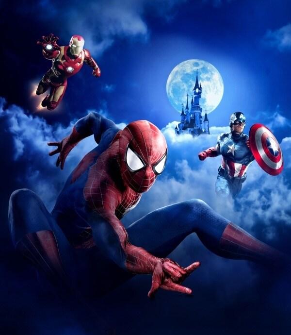 Disneyland® Paris | L'été des Super Héros Marvel