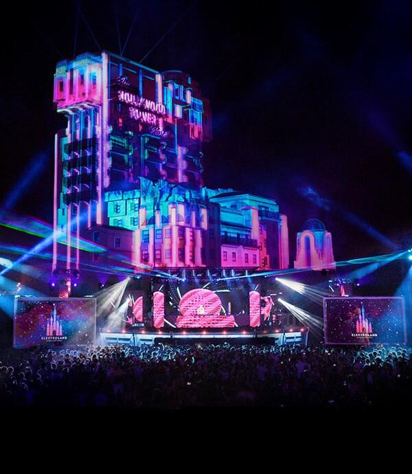 Disneyland® Paris | Electroland 2019 show