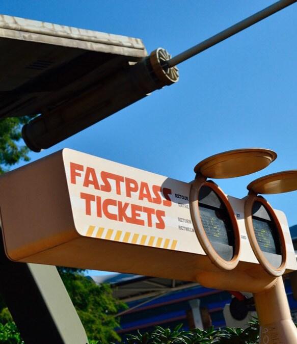 Disneyland Paris  | Fastpass