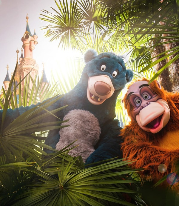 Disneyland Paris | Jungle Festival