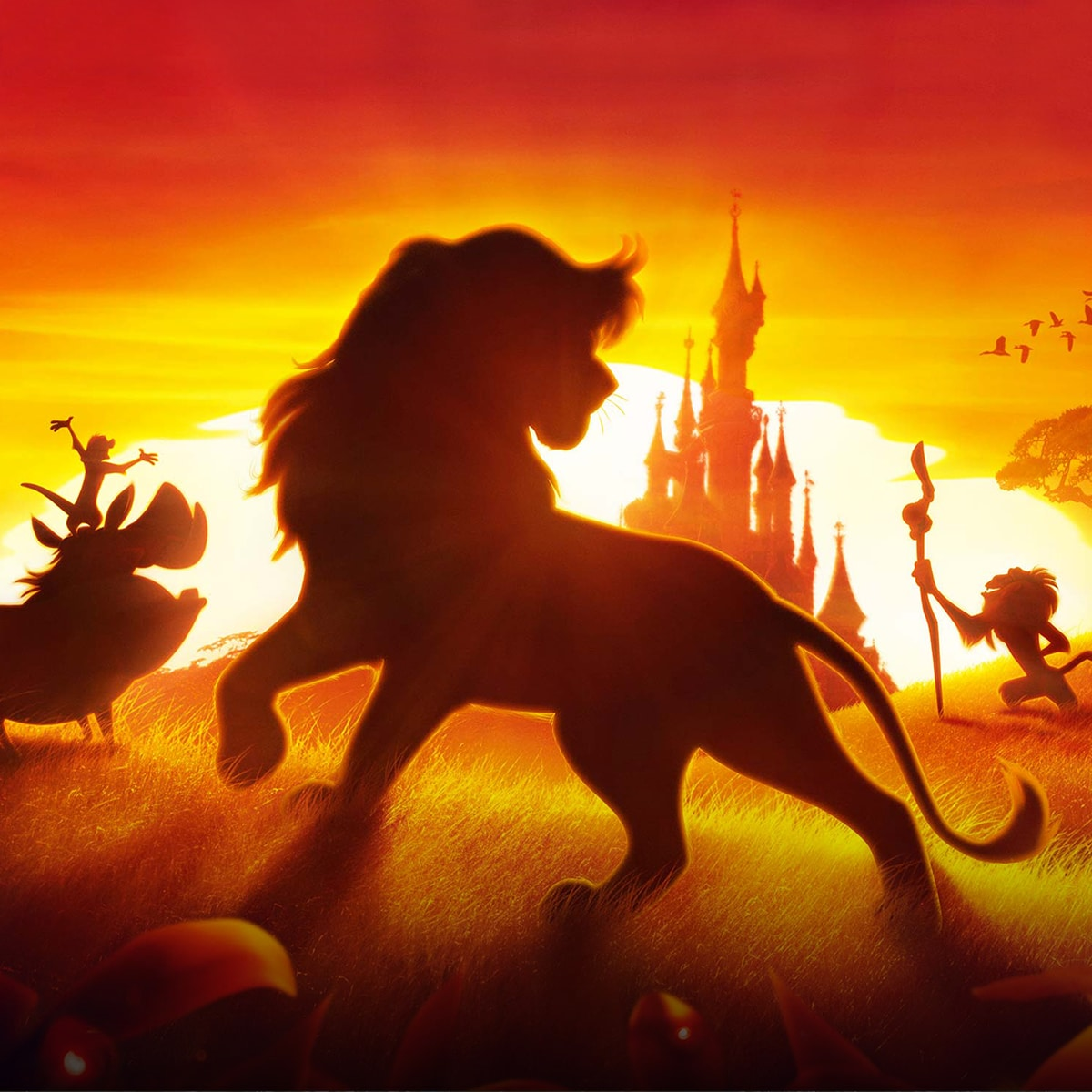 Le Festival du Roi Lion et de la Jungle