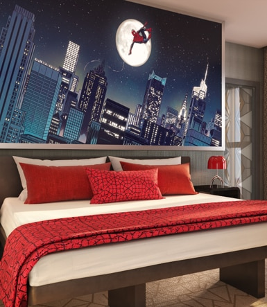 Disney's Hotel New York - The Art of Marvel