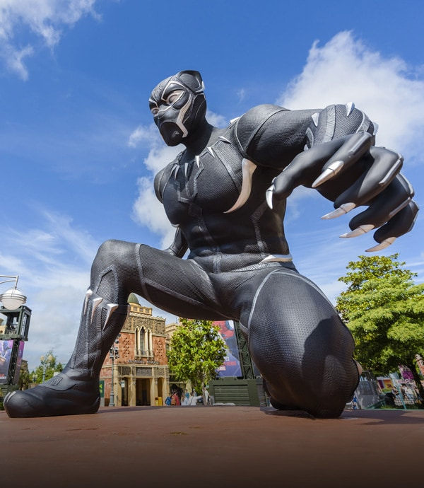 Disneyland® Paris | Lato z Superbohaterami Marvela w Disneyland® Paris