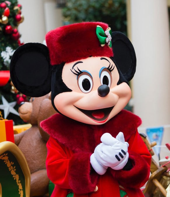 Disneyland Paris | Disney's Betoverende Kerst