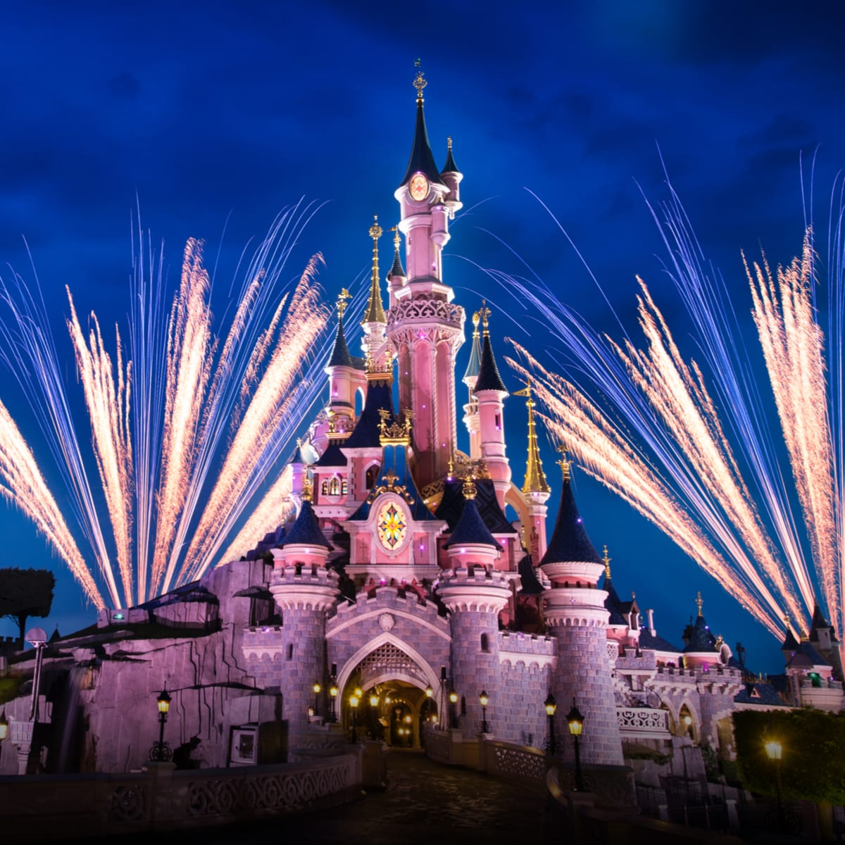 Sleeping Beauty Castle at Disneyland® Paris