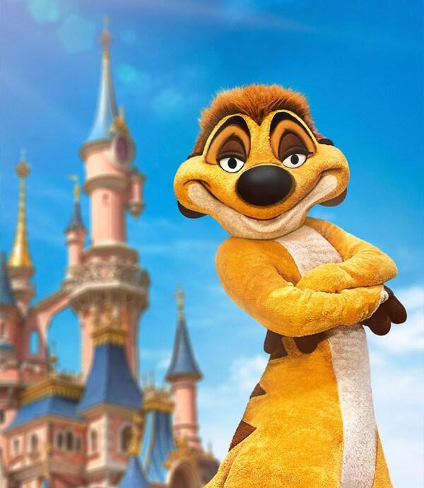Disneyland® Paris | Król Lew - Signature Experience