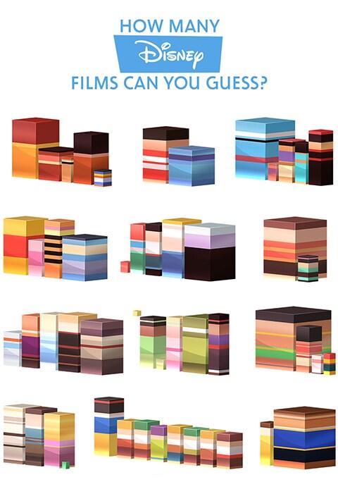 Emoji Blocks - Disney