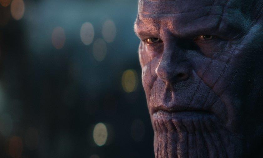 Marvel Avengers - Zoom Backgrounds - Thanos