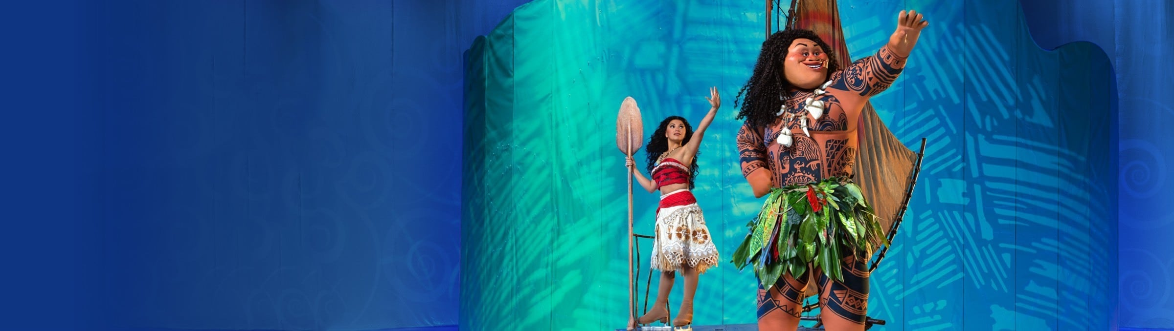 Disney On Ice: Dream Big Shows Section Hero
