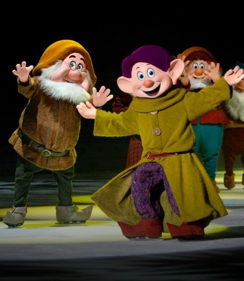 The Wonderful World of Disney On Ice | Køb billetter