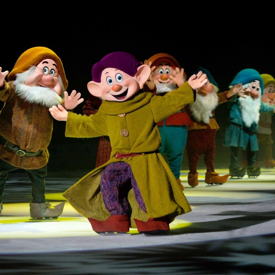Disney On Ice | The Wonderful World