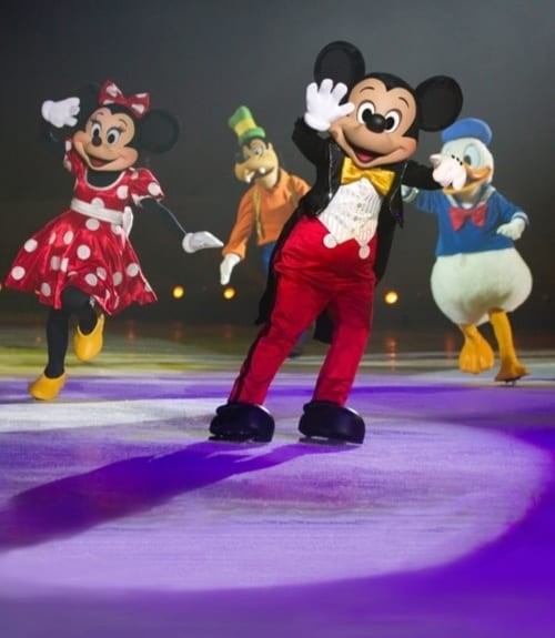 Disney On Ice: Mickey's 90th Celebration