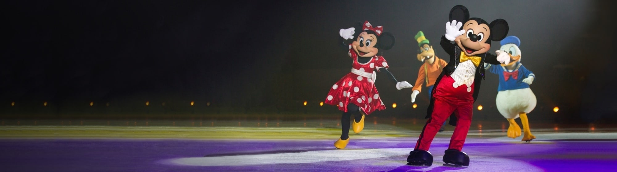 Disney On Ice: 100 Ans de Magie