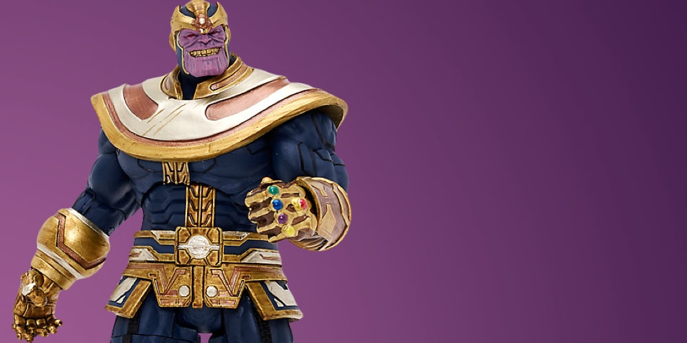 Avengers: Infinity War | Thanos Action Figure