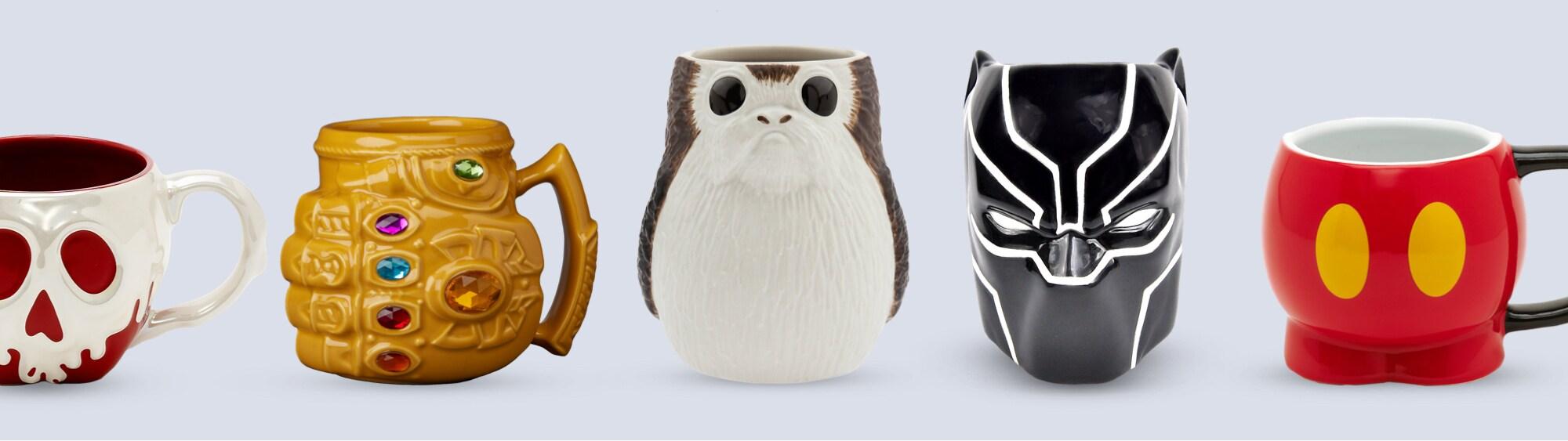 Disney Store | 12 Mugs