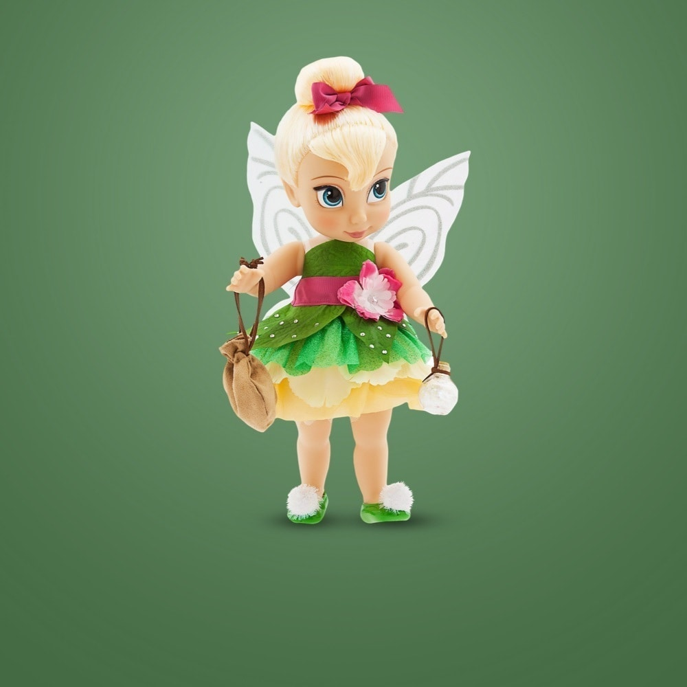 Disney Store   Tinker Bell Limited Edition Animator