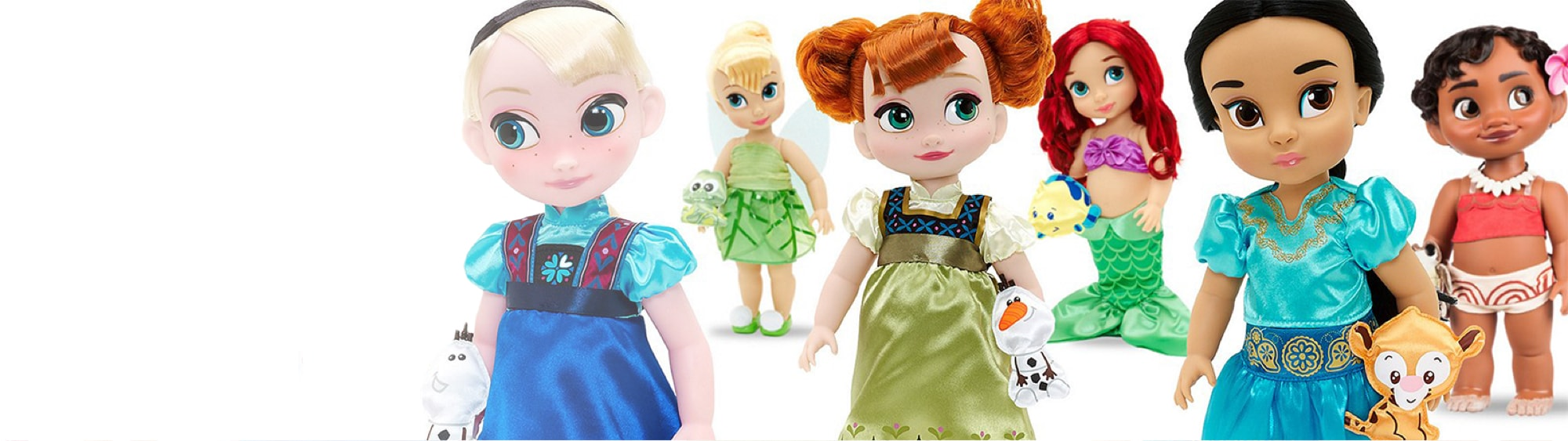 Disney Store | Animator Dolls
