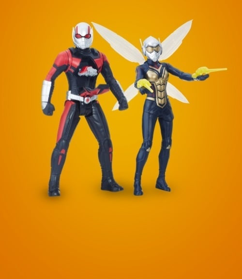Disney Store | Ant-Man and the Wasp