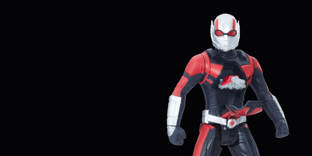 Ant-Man and The Wasp | Ant-Man Shrink and Strike Action Figure