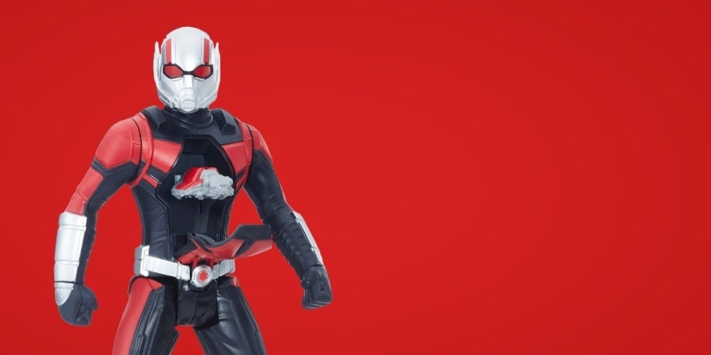 Ant-Man and the Wasp | Figurine Ant-Man Shrink & Strike articulée